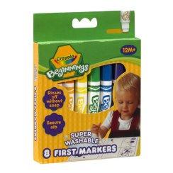 Crayola MiniKids flomāsteri (www.toys.lv)