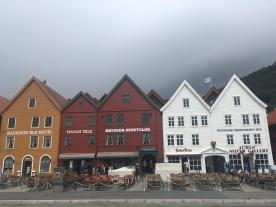 Hanzas kvartāliņš Bryggen